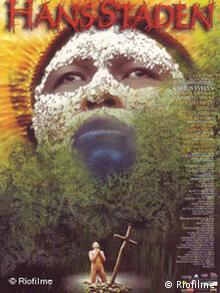 Filmplakat Film Hans Staden