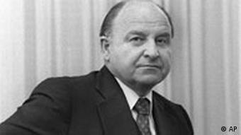 Генпрокурор Зигфрид Бубак