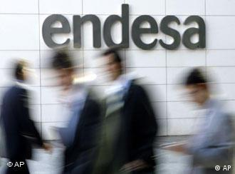 Andere reden bei Endesa mit: E.ON-Chef Wulf Bernotat