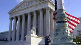 Der Supreme Court der USA (Foto: AP)