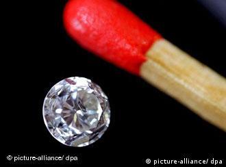 Как сделать бриллианты из человека