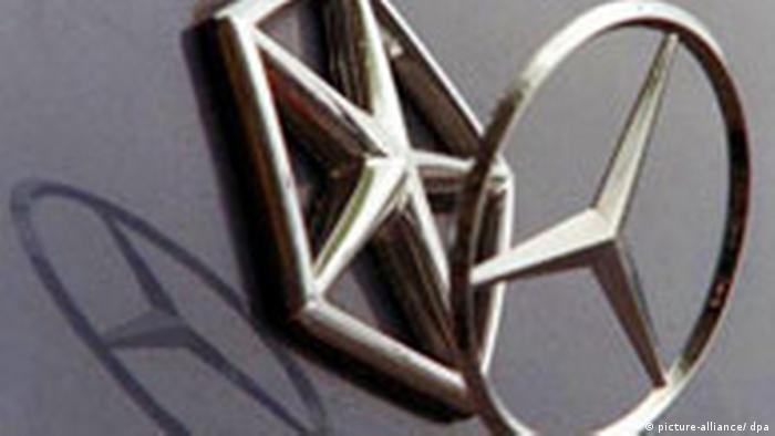 Deutschland DaimlerChrysler Hauptversammlung Trennung von Daimler und Chrysler rückt näher