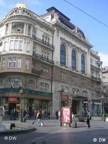Akademie der Wissenschaft Belgrad