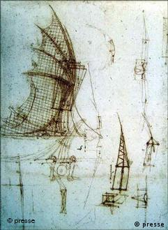 Leonardo da Vinco sketches