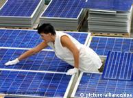 La producción de paneles solares marcha viento en popa en Alemania.