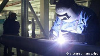 Conergy baut Solarfabrik in Frankfurt Oder