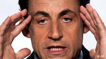 Wahlen in Frankreich - Nicolas Sarkozy