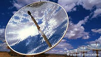 Solarkraftwerk in Australien