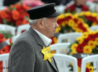 A Holocaust survivor on Holocaust Rememberance Day