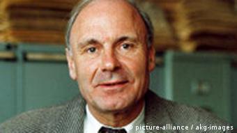 اودو اشتاینباخ، مدیر مرکز مطالعات خاورمیانه در برلین