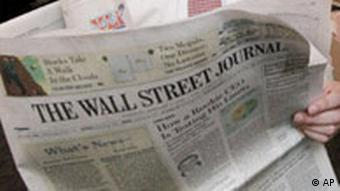 Das Wall-Street Journal (Quelle: ap)