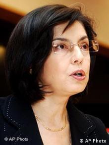 Meglena Kuneva, EU-Kommissarin für Verbraucherschutz