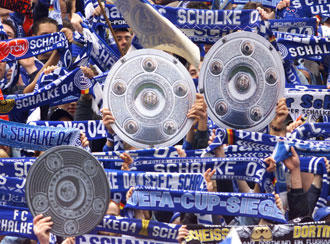 Schalke Fans Brace For First Ever Bundesliga Title Sports German Football And Major International Sports News Dw 20 04 2007