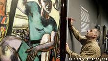 Max Beckmann Ausstellung in Amsterdam