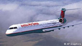 America West Express Bombardier CRJ 900