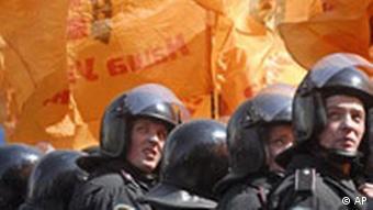 Gespannte Ruhe in Kiew