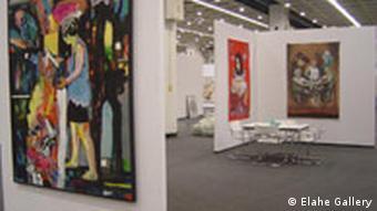Art Cologne 2007 - Galerie Elahe Bild 2