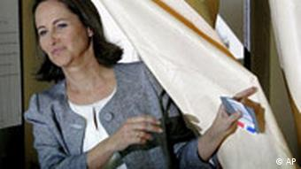 Segolene Royal (Foto: AP)
