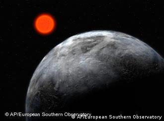 Does life already exist on Gliese 581 C?