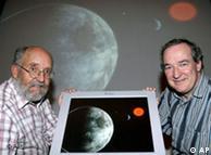 مایکل مایُر (چپ)  و استفان اودری (راست)