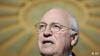 Dick Cheney, Quelle: AP