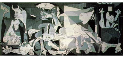 Guernica - Großbild