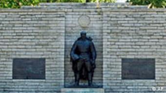 Estland Tallinn Krawalle um sowjetisches Kriegerdenkmal