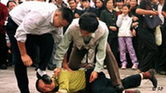 Menschenrechtsverletzung in China, Archivbild