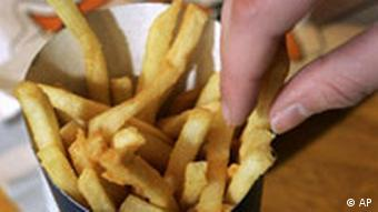 Pommes Frites, French Fries, Fritten