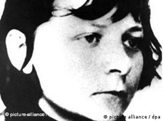 Верена Беккер (фото из полицейского архива)