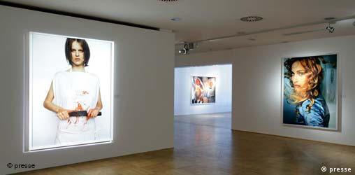 Ausstellung Mario Testino NRW Fortum Düsseldorf