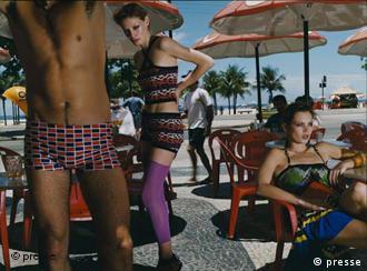 'Copacabana', Rio de Janeiro, 2007, Mario Testino ©