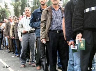 Refugiados iraquianos na Síria
