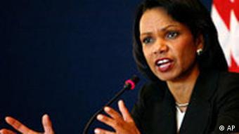 Ägypten Irak Konferenz in Scharm el Scheich USA Condoleeza Rice