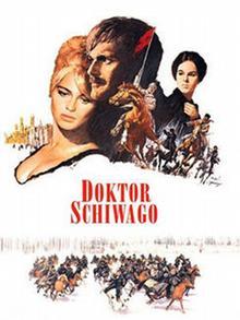پوستر فیلم دکتر ژیواگو
