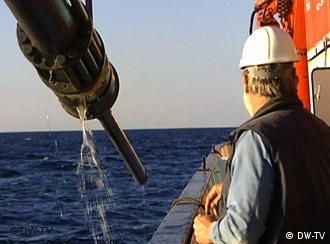 العلماء يأملون في تخزين غاز ثاني أكسيد الكربون مكان هيدرات الميثان المستخرجة من أعماق البحار