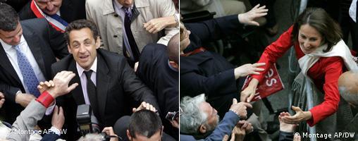 Wahlkampf in Frankreich, Präsidentenwahl