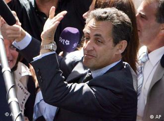 Merkel and Sarkozy: Will the two see to it that the EU constitution is ratified?
