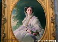 Портрет Ольги Николаевны Романовой - королевы Вюртембергской