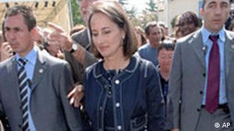 Frankreich, Präsidentenwahl, Wahl, Ségolène Royal