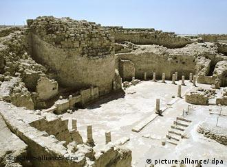 Das Herodium, der Palast des Herodes