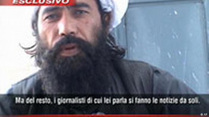 Taliban-Chef Mullah Dadullah getötet (AP)