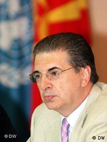 S.Kerim, WAZ Mazedonien