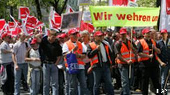 Streik bei der Telekom