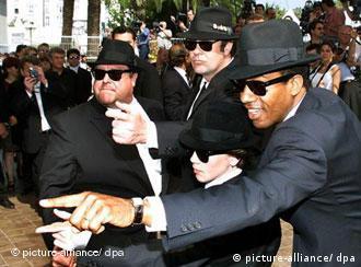 Cannes Celebrates 61 J Evan Bonifant Blues Brothers 2000