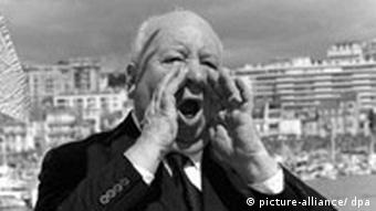 Bildgalerie 60 Jahre Cannes Alfred Hitchcock Nr. 14