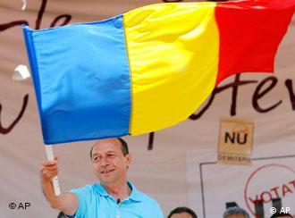 Wird er auch in Zukunft gegen Korruption Flagge zeigen?