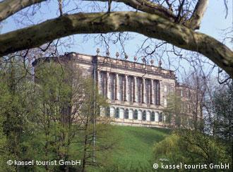 documenta 12 di Istana Wilhelmshöhe