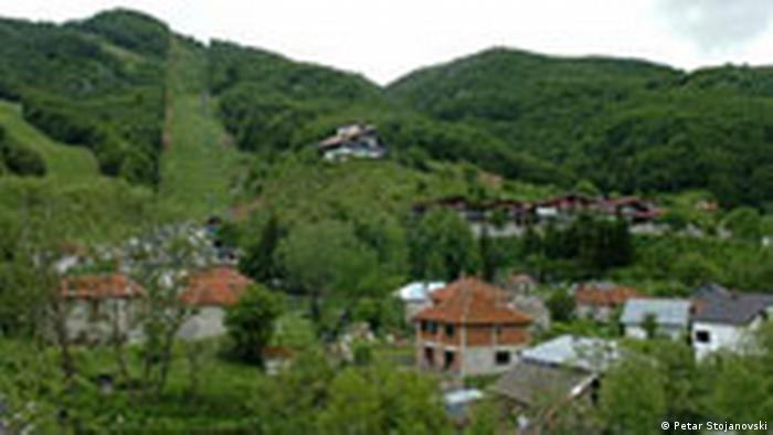Mavrovo, Mazedonien