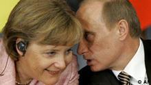Gipfel EU-Rußland in Samara